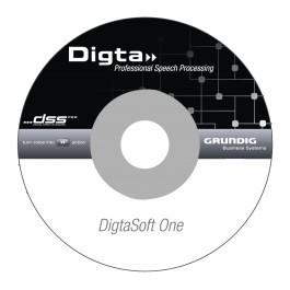 Grundig Update auf DigtaSoft One DVD