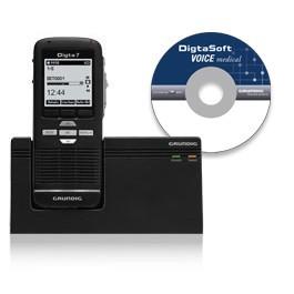 Grundig Digta Soft Voice medical Mobile Set