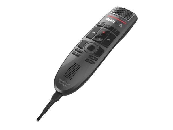 Philips SpeechMike Premium Touch mit Schiebeschalter (Phi)