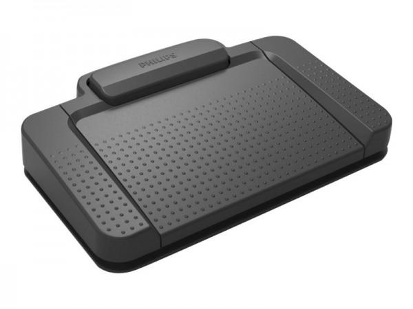 Philips Fußschalter USB, 3-Pedal-Version