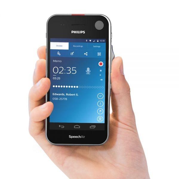 SpeechAir Smartes Diktiergerät PSP2100