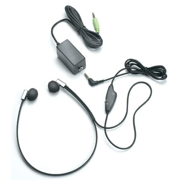 Neutral Kopfhörer mit Lautstärkereglung Stereo - Mono FLX-10