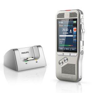 Philips Diktiergerät Digital Pocket Memo 8100