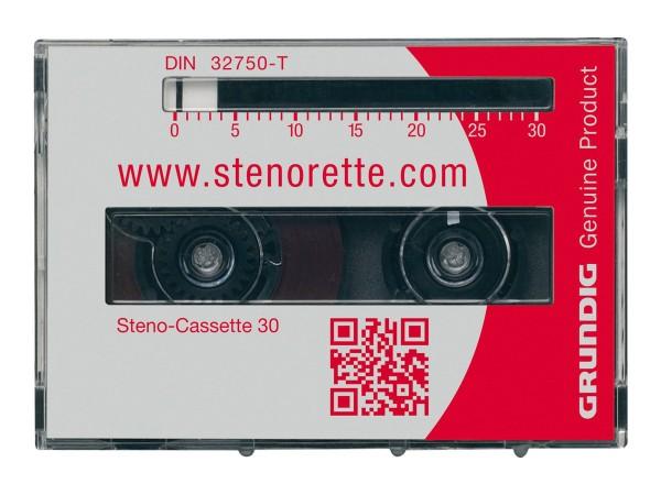 Grundig Steno-Kassette 30