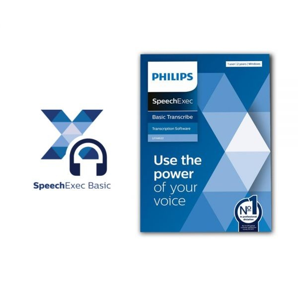 SpeechExec Transcribe 11 Lizenzschlüssel Lieferung Box