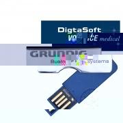 Grundig DigtaSoft Voice medical Installation Stick