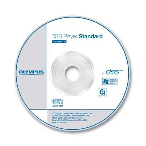 Olympus DSS-Player Standard Dictation Modul