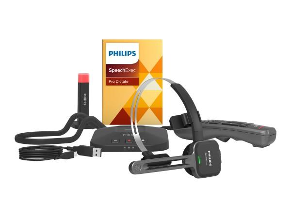 Philips Diktierheadset Philips SpeechOne PSM6300