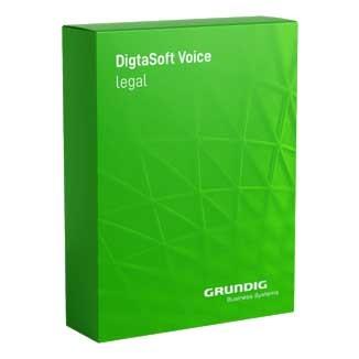 Grundig Digta Soft Voice legal