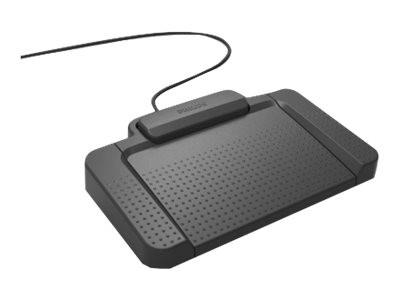Philips Fußschalter USB, 4-Pedal-Version