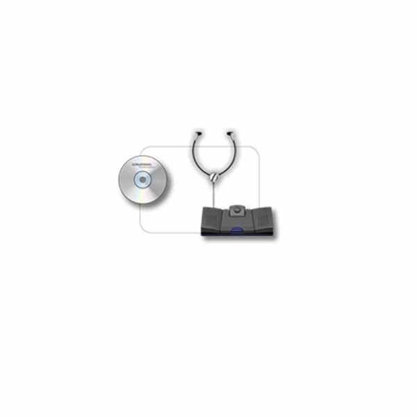 Grundig Digta Transcription Starter Kit 568 USB PRO