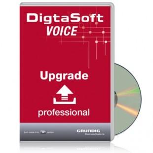 Grundig DigtaSoft Voice professional Upgrade