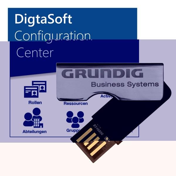 Grundig DSCC - DigtaSoft Configuration Center - Installation Stick