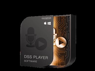 Olympus DSS Player Standard Diktat