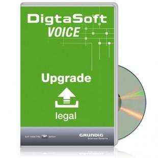Grundig DigtaSoft Voice legal Upgrade
