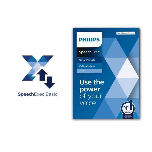 SpeechExec Dictate 11 Lizenzschlüssel Lieferung, Box