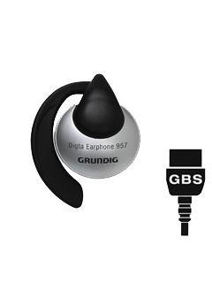 Grundig Digta Earphone 957 GBS