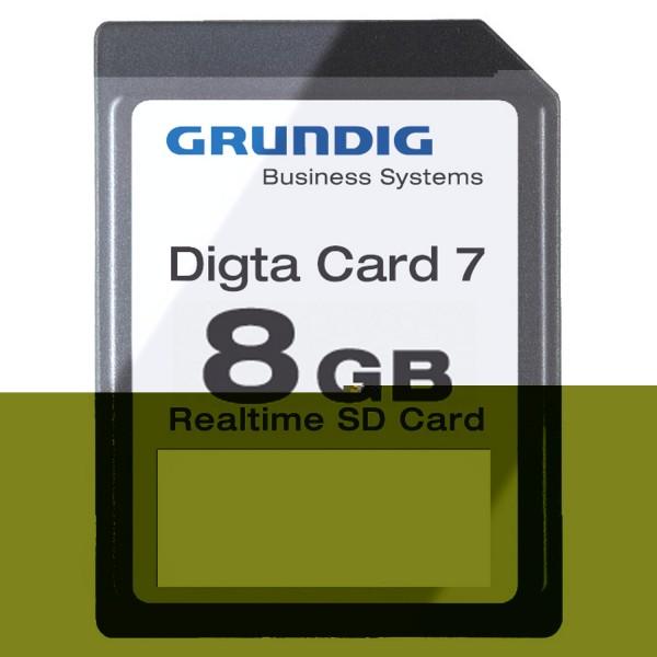 Grundig Digta Card 7, 8 GB