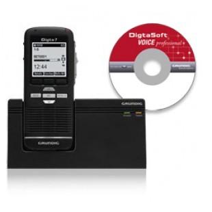 Grundig Digta Soft Voice legal Mobile Set